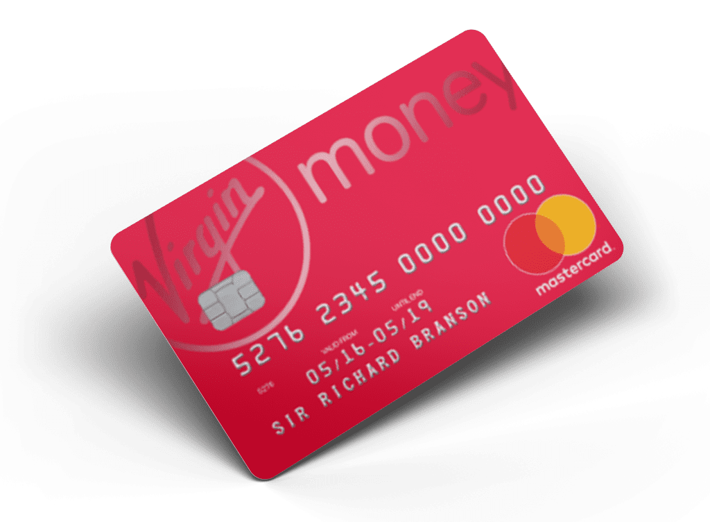 Virgin Money Travel Credit Card (23.9%) Success Accepted Credit Card UK