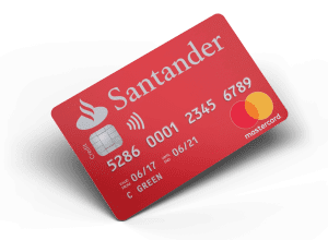 Application Eligibility Santander Zero Credit Card Mastercard Accepted Credit Card UK
