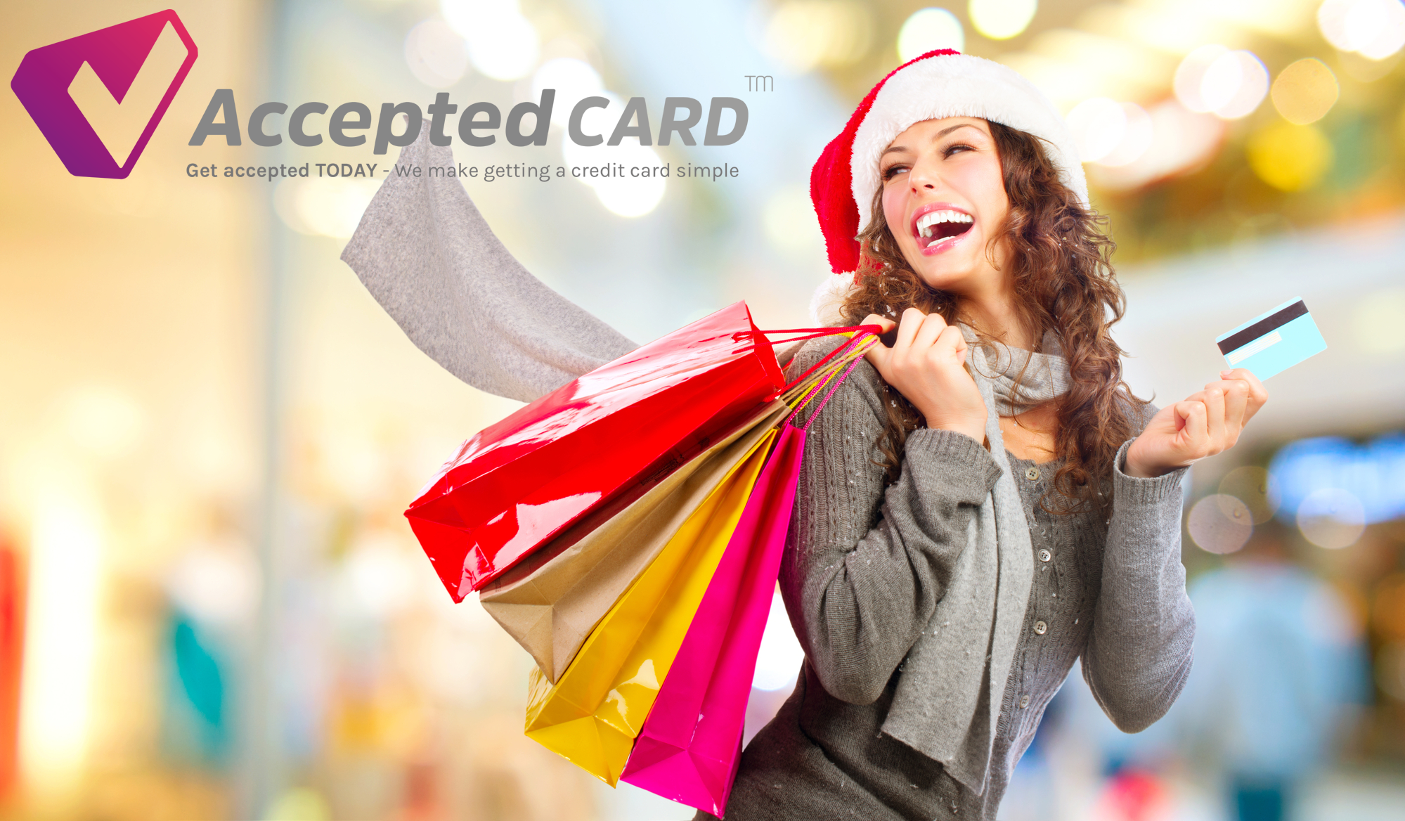 Quick access to credit cards for bad credit Accepted Credit Card UK
