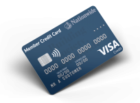 Nationwide Member Credit Card All Rounder Offer