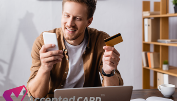 Home page Accepted Credit Card UK